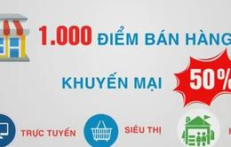 Hà Nội: Tháng khuyến mại sẽ bắt đầu vào đầu tháng 10