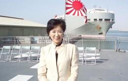 Thủ đô Tokyo có nữ thị trưởng đầu tiên