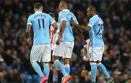 Man City - Crystal Palace: Chiến thắng và chiếm ngôi đầu (22h00, TTTV)