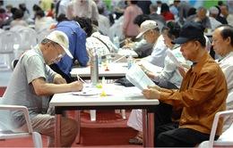 Hàn Quốc: Số người cao tuổi tham gia lực lượng lao động tăng kỷ lục