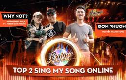 Sing My Song: Công bố các ứng viên đầu tiên vào vòng ghi hình chính thức