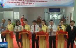 Bệnh viện Đà Nẵng khánh thành khu phẫu thuật chống độc