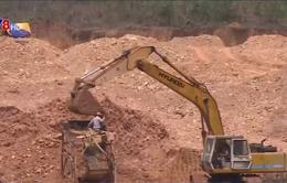 Quảng Nam chỉ đạo dừng các dự án khai thác vàng tận thu