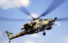 Trực thăng Nga rơi tại Syria, hai phi công thiệt mạng