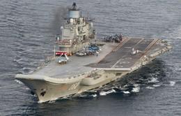 Nga hủy đề nghị tiếp nhiên liệu tàu chiến ở vùng lãnh thổ Tây Ban Nha