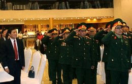 Hội cựu chiến binh Việt Nam ở Czech kỷ niệm Ngày thành lập Quân đội Việt Nam