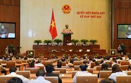 Quốc hội thông qua nghị quyết về chất vấn và trả lời chất vấn