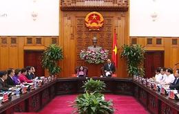 Ban Dân vận Trung ương, Ban Cán sự Đảng Chính phủ ký Chương trình phối hợp