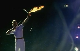 Cung thủ Antonio Rebollo - VĐV thắp đuốc tại Olympic Barcelona 1992