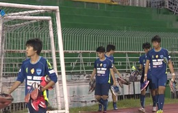 Sự chuyên nghiệp của các cầu thủ U21 Yokohama