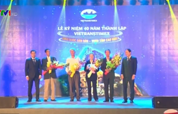 Vietranstimex kỷ niệm 40 năm thành lập