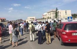Kyrgyzstan đập tan âm mưu tấn công ở thủ đô Bishkek