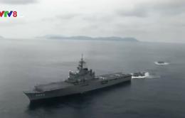 Nhật Bản lên kế hoạch phong tỏa lực lượng Hải quân Trung Quốc