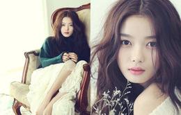 Ngây ngất với vẻ đẹp của Kim Yoo Jung - tiểu tiên nữ xứ Hàn