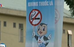 Đại hội ABG5 nói Không với thuốc lá