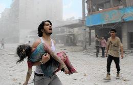 Sự kiện quốc tế nổi bật tuần: Lò lửa Syria bùng phát, Aleppo bên bờ vực hủy diệt