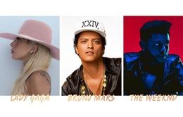 Lady Gaga, Bruno Mars, The Weeknd sẽ đốt cháy Victoria's Secret Show 2016