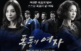 Phim Hàn Quốc mới trên VTV1: Bão tố cuộc đời