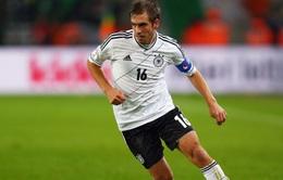 Philipp Lahm sẽ treo giày vào cuối mùa