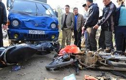 Tạm giữ hình sự lái xe gây tai nạn khiến 3 người tử vong
