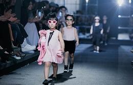 Lần đầu tiên diễn ra tuần lễ thời trang thiếu nhi tại Việt Nam