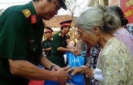 Hơn 1.200 đối tượng chính sách tại Quảng Nam được khám bệnh miễn phí