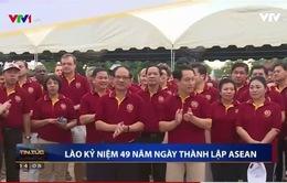 Lào kỷ niệm 49 năm ngày thành lập ASEAN
