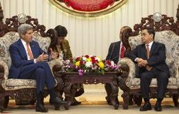Mỹ - Lào tăng cường quan hệ song phương