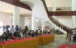 Lào công bố kết quả bầu cử Quốc hội khóa VIII