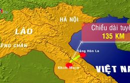 Phát triển hợp tác giao thông vận tải Việt - Lào