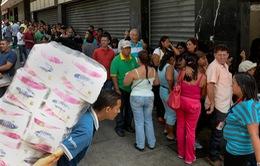 Venezuela áp dụng nhiều biện pháp kỳ lạ đối phó khủng hoảng kinh tế