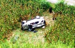 Cao Bằng: Ô tô rơi xuống vực sâu, 6 người thương vong