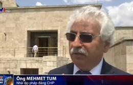 Người dân Thổ Nhĩ Kỳ nghĩ gì về tình trạng khẩn cấp được ban bố?