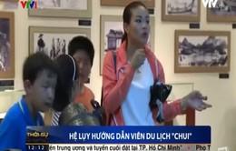 """Kiến nghị trục xuất thêm 66 hướng dẫn viên Trung Quốc """"chui"""""""