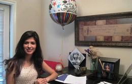 """Larissa Martinez - Nữ sinh có bài phát biểu gây chấn động về """"giấc mơ Mỹ"""""""