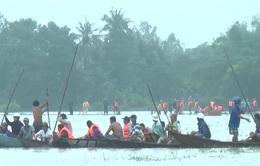 Phú Yên: Lật ghe do nước lũ, một người thiệt mạng