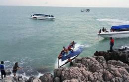 Thái Lan: Tai nạn tàu cao tốc, ít nhất 2 người thiệt mạng