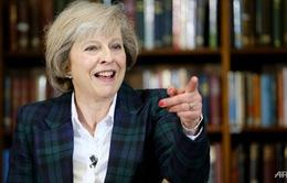 Bà Theresa May trở thành ứng viên duy nhất cho chức Thủ tướng Anh