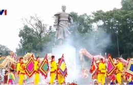 Lễ hội Đền Cửa Ông tôn vinh danh tướng nhà Trần