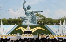 Nhật Bản tưởng niệm 71 năm ngày Nagasaki bị ném bom nguyên tử