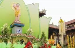 Lễ chính thức đại lễ Phật đản Phật lịch 2560