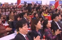 Lễ hội tôn vinh Đức Thánh Tản - Sơn Tinh tại Hà Nội