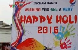 Sắc màu Ấn Độ qua Lễ hội Holi tại Việt Nam