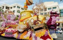 Mỹ chuẩn bị lễ diễu hành hoa hồng đầu năm mới