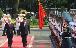 Tổng Bí thư, Chủ tịch nước Lào gửi điện cảm ơn lãnh đạo Việt Nam