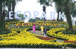 Khai mạc Lễ hội hoa Xuân lớn nhất miền Bắc