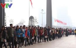 2 vạn người tham gia Lễ hội Xuân hồng 2016