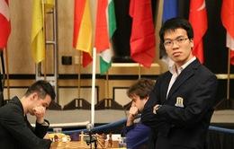 Lê Quang Liêm cùng đồng đội mang chức vô địch về cho đại học Webster