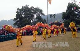Lễ hội thắng cảnh Quốc gia Động Tiên và chợ quê ở Tuyên Quang