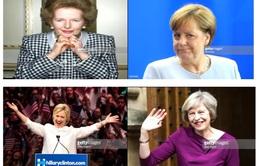 Phụ nữ lãnh đạo đất nước có tạo ra sự khác biệt?